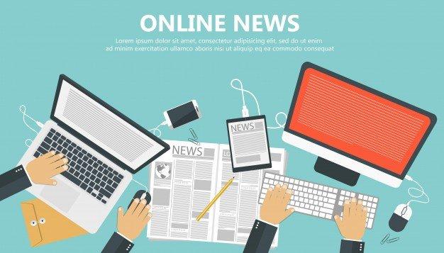 Journal numérique en anglais et espagnol