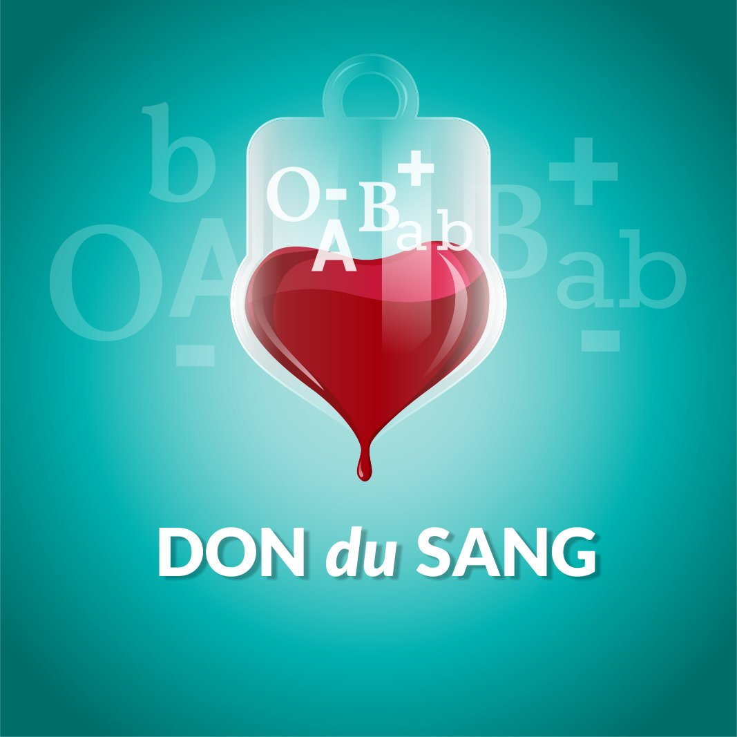 Don du sang jeudi 7 février
